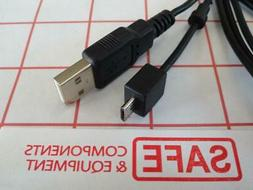 USB - Micro USB Charging & Data Cable 4ft Android Cell Phone